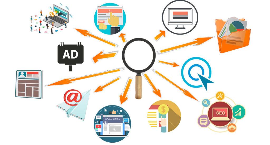 Инструменты и методы интернет маркетинга